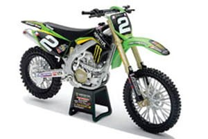 MODEL RYAN VILLOPOTO MONSTER ENERGY - PRO CIRCUIT KX 250F