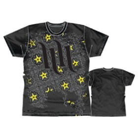 T-SHIRT HART HUNTINGTON ROCKSTAR BIGS black