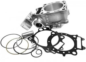 CYLINDER CYLINDER WORKS BIG BORE CRF 450R/X (02-08) 490ccm