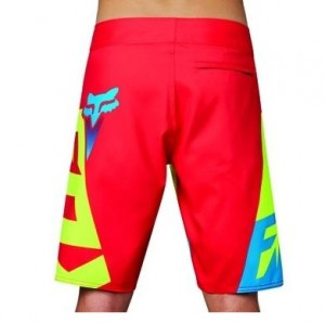 SPODENKI FOX BOARDSHORT SHIV fluo/yellow 32