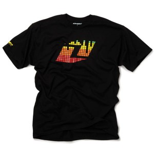 T-SHIRT ONE TETRIS black rozm.L