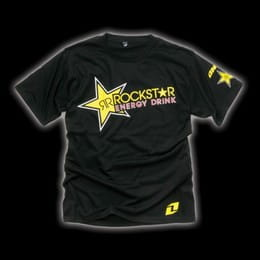 ROCKSTAR T-SHIRT FREESTAR rozm. L black