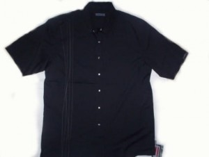 KOSZULA SHIFT BARFLAY black