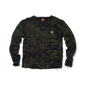 BLUZA ONE ASSAULT 09 green