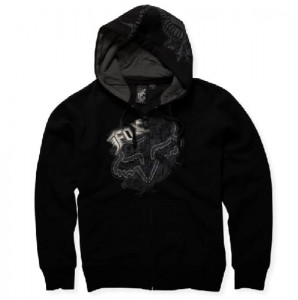 BLUZA FOX THIZZ HEAD UP black M