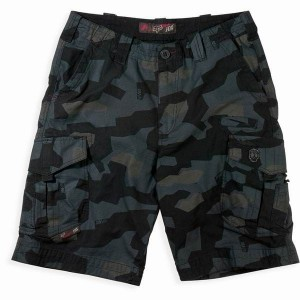 SZORTY FOX SLAMBOZO CARGO 09 black
