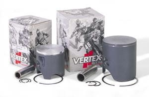 VERTEX TŁOK CR250 02-... D66,40