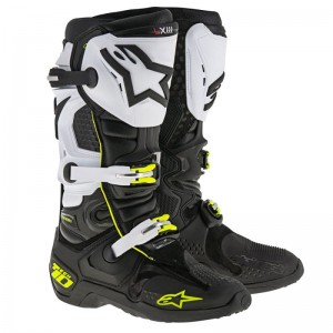 BUTY ALPINESTARS TECH 10 black white
