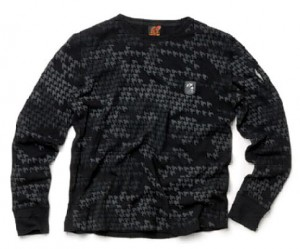 BLUZA ONE ASSAULT 09 black